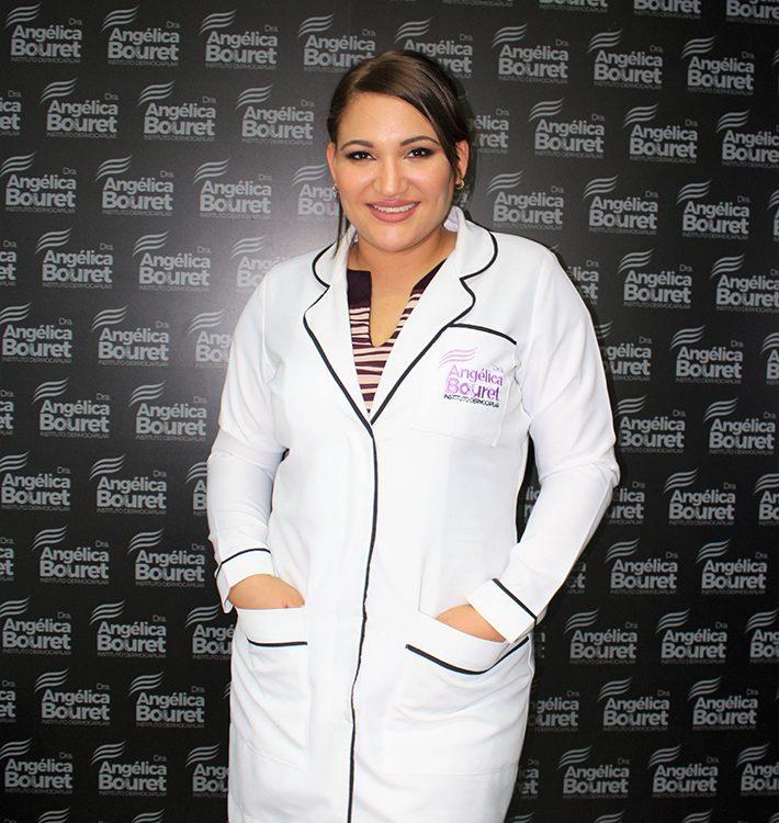 Dermatóloga Tricóloga Dra. Angélica Bouret Especialista Capilar FUE micro FUE