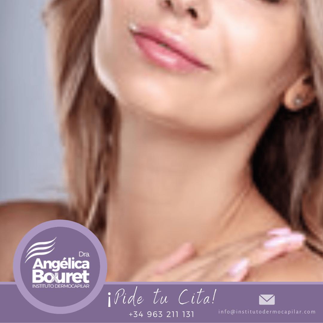 20 hilos tensores cuello - Instituto Dermocapilar