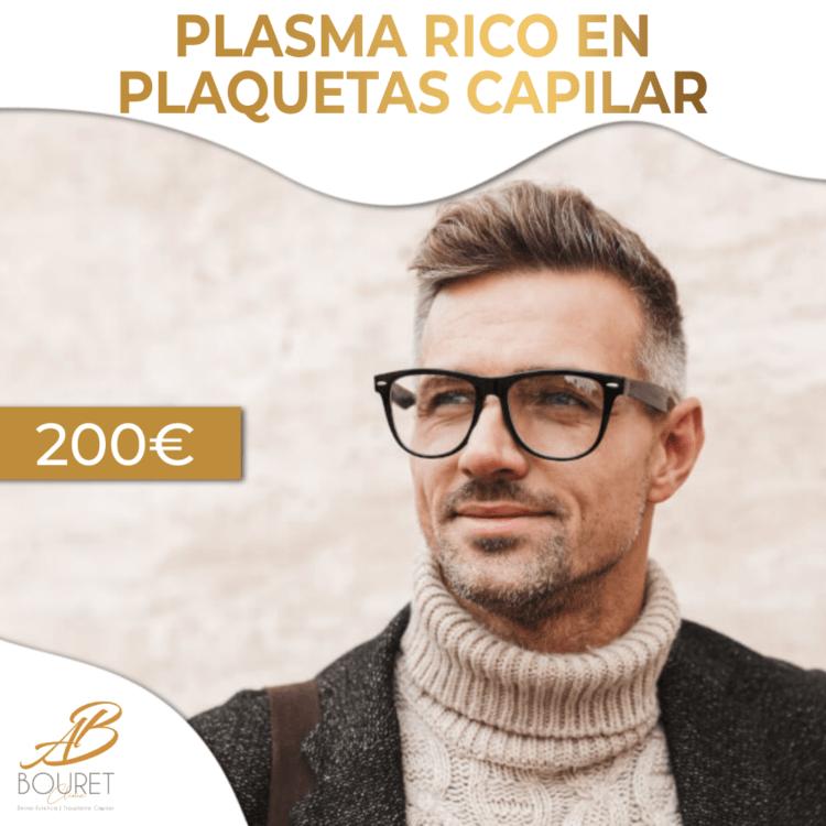 Plasma Rico en plaquetas Bioestimulación Capilar