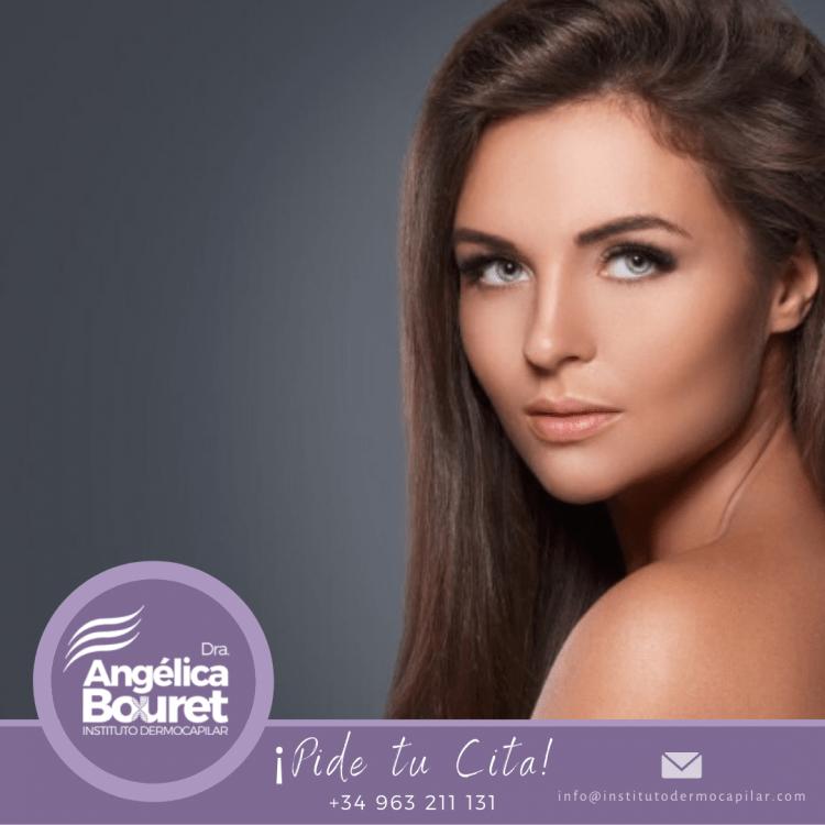 Top model look - Instituto Dermocapilar