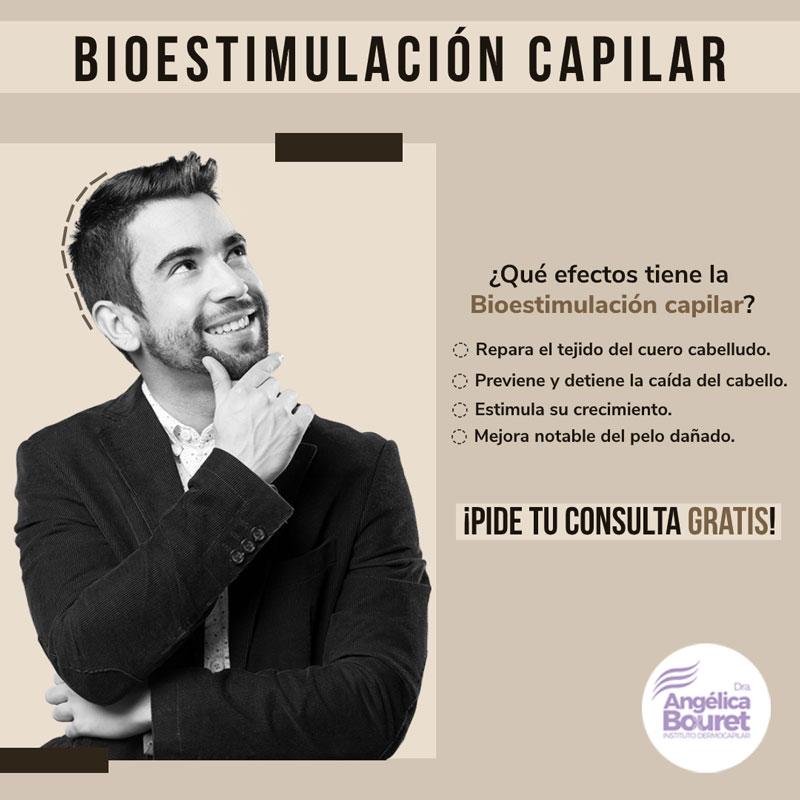 Bioestimulación capilar - Instituto Dermocapilar